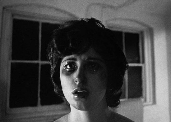 CINDY SHERMAN, UNTITLED FILM STILL #30 (1979). PHOTO: COURTESY OF ARTNET.